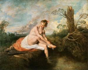 Diana Bathing 1721