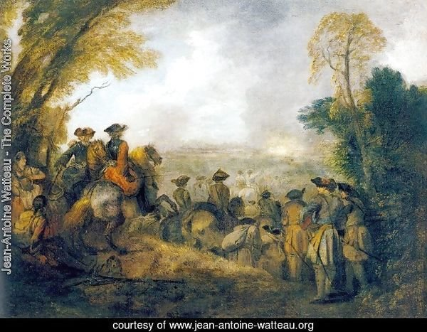 On the March 1710