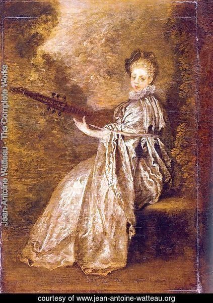 The Artful Girl 1717