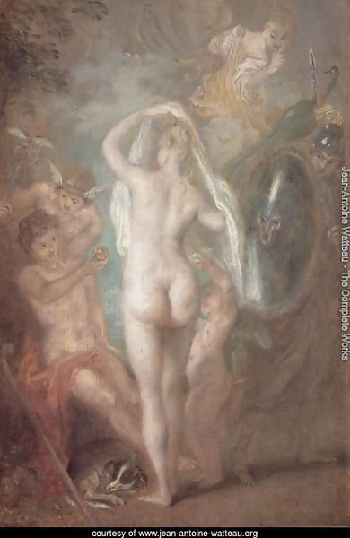Le Jugement de Paris (The Judgement of Paris)