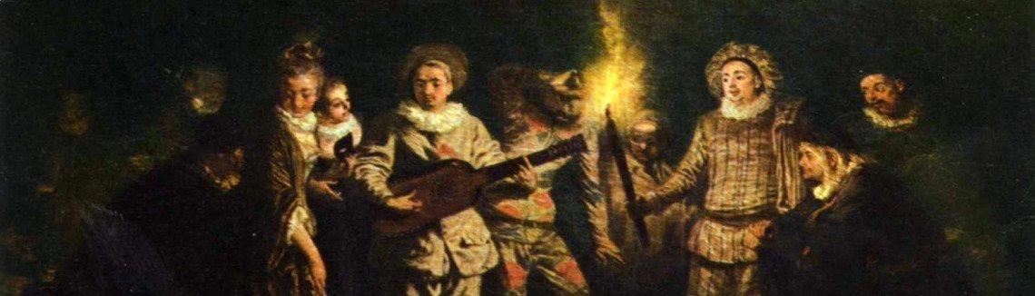 Jean-Antoine Watteau - The Complete Works - jean-antoine-watteau org